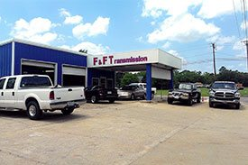 Transmission and Brake Jobs in Kilgore, TX